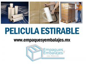 Película estirable de venta en Jalisco