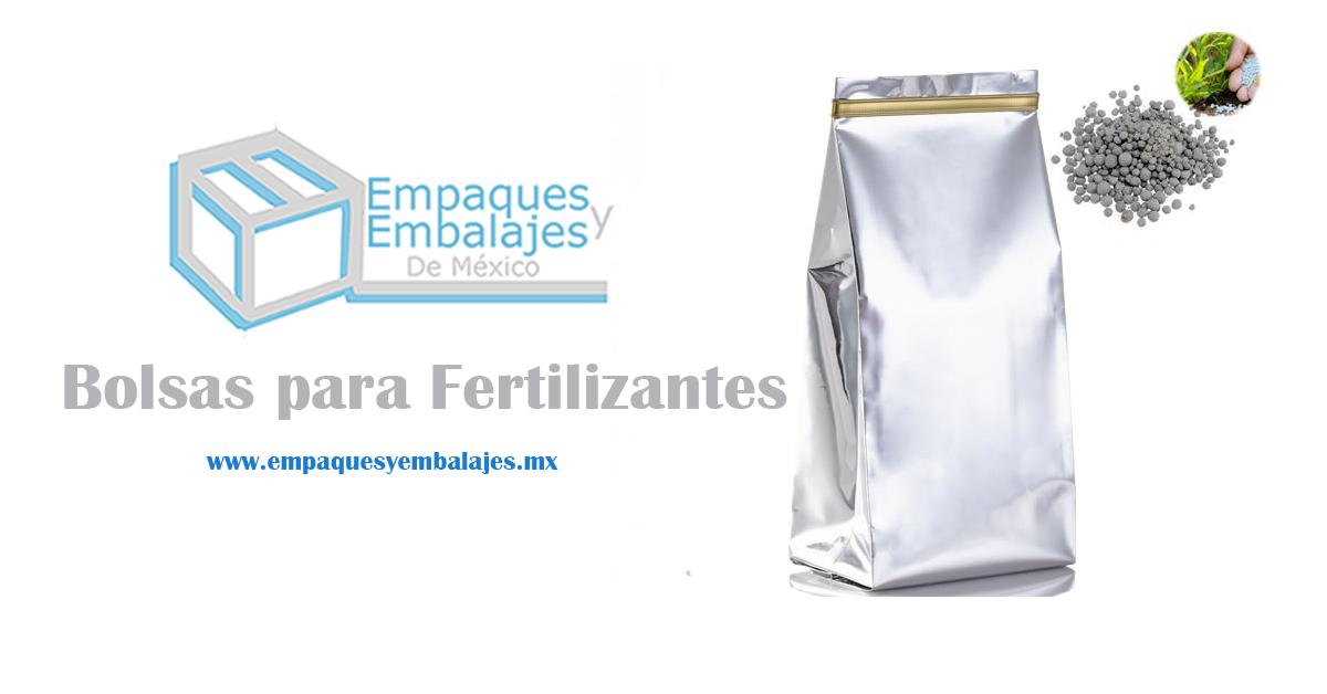 Bolsas para Fertilizantes