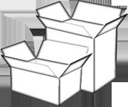 cajas para empacar