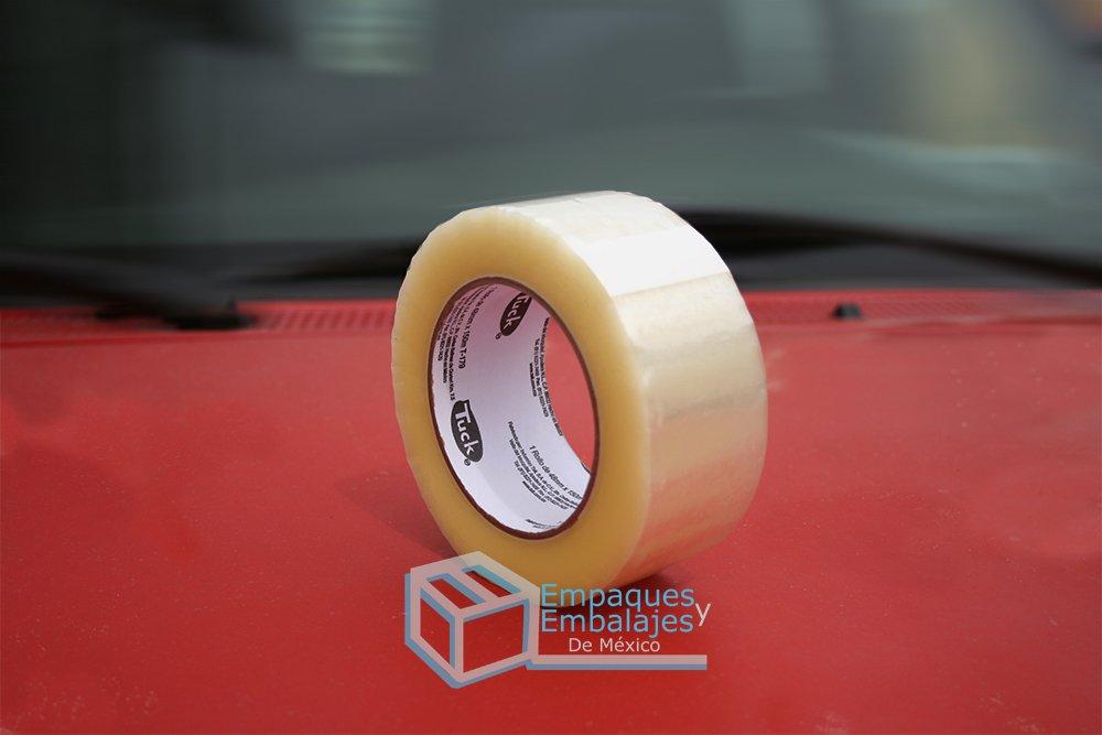 cintas utilizadas para empaques y embalajes