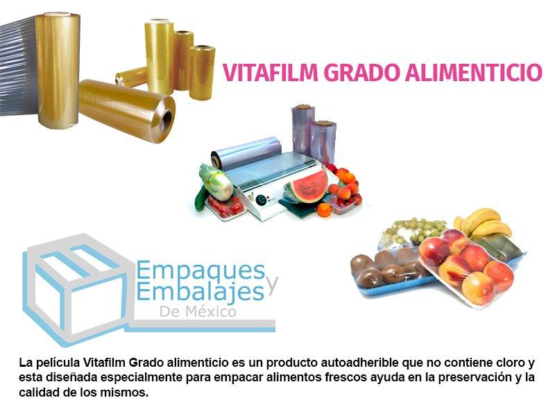 Vitafilm grado alimenticio Guadalajara