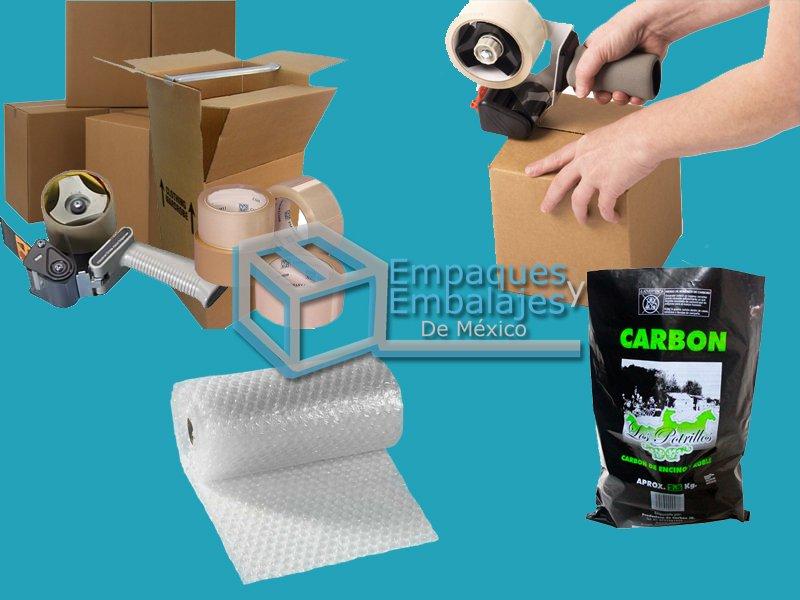 materiales para empacar