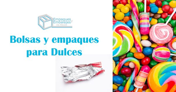 bolsas y empaques para dulces